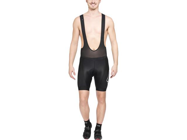 Fox Ascent Bib Shorts Herren black